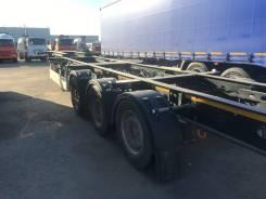 Orthaus. CGS010 контейнеровоз 45 футов раздвижной, 27 000кг.