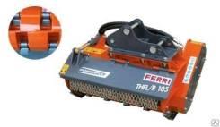 Лесной экскаваторный мульчер Ferri THFL/R105