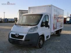 Peugeot Boxer. Промтоварный грузовик , 2 198куб. см., 990кг., 4x2
