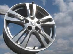 Свежая модель #Nissan# с датчиками давления!