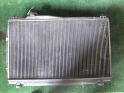 Радиатор охлаждения двигателя. Honda Stream, RN1, RN2, RN3, RN4, RN5 D17A, D17A2, K20A, K20A1, K20B