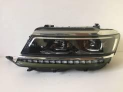 Фара. Volkswagen Tiguan, AD1 Двигатели: CHHB, CZCA, CZDA, CZEA, CZPA, DFGA