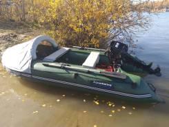 Лодка aqvamarin