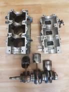 Блок двигателя Yamaha 40 6H4 93 г.