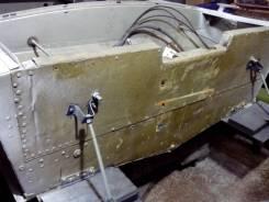 Ремонт профессиональный алюминиевых и пластиковых лодок