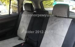 Чехлы Toyota Corolla Fielder 2012-2015