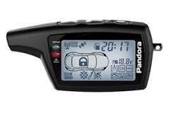 Брелок для автосигнализации Pandopa DX 50 / 50B / 45B / X-3110 - D 078