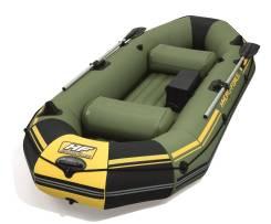 Надувная лодка 65096 Marine pro 291х127х46см