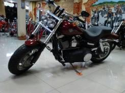 Harley-Davidson Dyna Fat Bob, 2009
