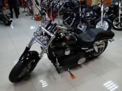 Harley-Davidson Dyna Fat Bob. 1 600куб. см., исправен, птс, без пробега