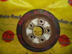 Диск тормозной Toyota Caldina [4243132110] ACT10, задний