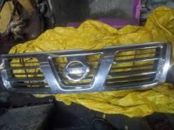 Решетка радиатора. Nissan Safari, VRGY61, WFGY61, WGY61, WRGY61, WTY61, WYY61