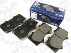 Дисковые тормозные колодки Advics SN119P (PF-1482) Prado 120, 150.