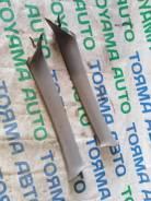 Накладки на стойки передние mazda demio dw3w