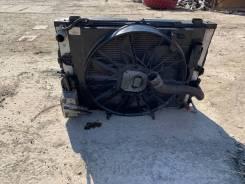 Кассета радиаторов BMW E60.