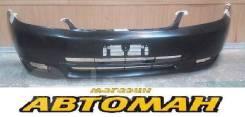 Бампер Передн (Седан) (Универсал) ЧЕРН Corolla 521191E917