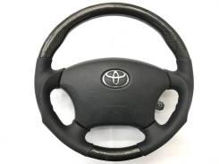 Руль. Toyota: Alphard Hybrid, Camry, Picnic Verso, Estima Hybrid, Land Cruiser Prado, 4Runner, Highlander, Hilux, Estima, Alphard, Avensis Verso, Hilu...