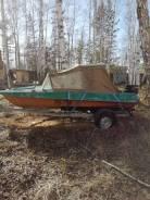 Продам лодку Обь М