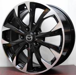 Новое, штатное 17 литье 5*114.3 Mazda CX-3,5,7 , Mazda-3, Mazda-6 и т. д