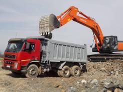 Услуги самосвалов Volvo до 30 тонн