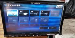 Магнитофон Carrozzeria Pioner AVIC-ZH099G HDD DVD MP3 CD.