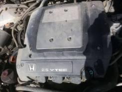 Двигатель в сборе. Honda Inspire, UA4 J25A