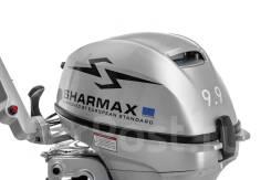4х-тактныи лодочныи мотор Sharmax SMF9.9HS
