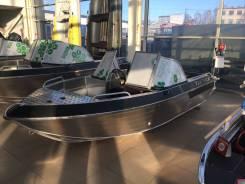 Моторная лодка Тактика 430DC