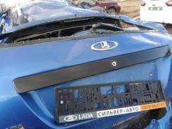 Накладка крышки багажника Lada Kalina II Cross