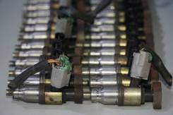 Форсунка инжектор VQ30DD / QG18DD черные, 2 контакта