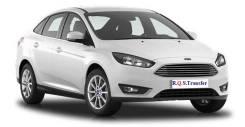 Ford Focus. С водителем