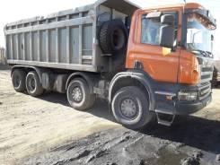 Scania P380CB. Продам сканию 8/4, 12 000куб. см., 32 000кг., 8x4