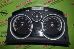 Панель приборов. Opel Astra Family Opel Astra, L35, L48, L67, L69 Opel Zafira A16LET, A16XER, A17DTJ, A17DTR, A18XER, Z12XEP, Z13DTH, Z14XEL, Z14XEP...