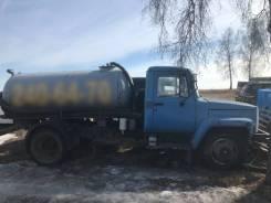 ГАЗ 3307. Продаётся грузовик газ 3307 асенизатор, 5 200куб. см.