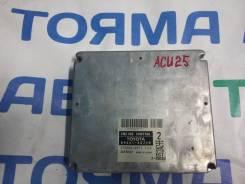 Блок управления двигателем/двс. EFI Toyota 2AZ-FE 89661-48220