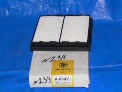 Воздушный фильтр A-843 Honda (17220-P07-000)