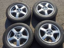 """Продам колёса. 5.5x15"""" 4x100.00 ET50 ЦО 73,0мм."""