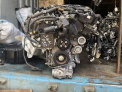 Двигатель в сборе. Toyota Crown Majesta, GRS182, GRS183 Toyota Crown, GRS182, GRS183, GRS202, GRS203 Toyota Mark X, GRX121 Lexus GS460, GRS190, GRS195...