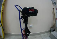 Nissan Marine. 3,50л.с., 2-тактный, бензиновый, нога S (381 мм), 2020 год. Под заказ