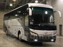 Higer. KLQ 6128LQ, 32 места , ровный пол, VIP салон, Турист автобус, 32 места, В кредит, лизинг