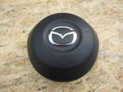 Подушка безопасности водителя. Mazda Mazda3, BM Mazda Demio, DJ3AS, DJ3FS, DJ5AS, DJ5FS Mazda CX-3 Mazda Axela, BM2AP, BM2AS, BM2FP, BM2FS, BM5AP, BM5...