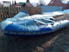 Продам ПВХ лодку Аквилон 480(аналог солара)