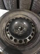 Volkswagen Passat B6, диск колесный R16, железо