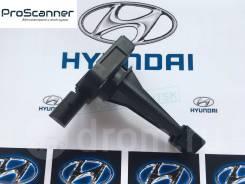 Датчик уровня масла. Hyundai: ix35, i40, i20, i30, ix20, ix55, Tucson, Grand Santa Fe, Santa Fe Kia: Optima, Ceed, Sportage, Soul, Magentis, Rio, Sore...