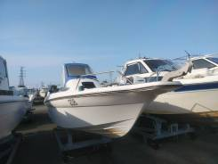 Свежий Катер для рыбалки и отдыха Suzuki Sea Joy21 из Японии