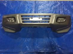 Бампер. Mitsubishi Pajero, V75W, V78W