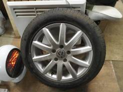 Оригинальные колеса vw r16 резина pirelli p7