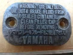 Крышка тормозного. бачка мопеда Yamaha