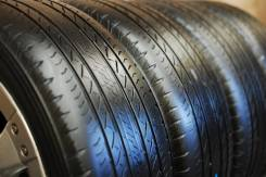 Bridgestone Dueler H/L. летние, 2015 год, б/у, износ 20%