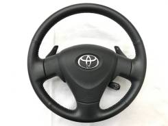 Руль. Toyota: Ractis, Wish, Auris, Sienta, Vitz, Corolla Axio, Voxy, Corolla Fielder, Noah, Corolla, Isis, Corolla Rumion Двигатели: 1NRFE, 1NZFE, 2SZ...